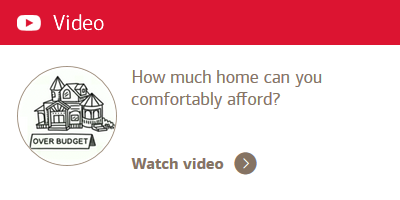 Video: How much home can you comfortably afford?